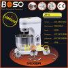 Misturador de massa de pão da espiral do pão da pizza do tipo 5L de Boso (ZB-5L)
