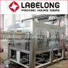 Máquina de enchimento quente totalmente automática para garrafas de suco, máquinas de enchimento de venda a quente