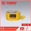 Tipo fino cilindro hidráulico (FPY-50) de 50 toneladas