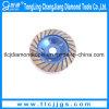 Longue roue de cuvette de diamant de durée de vie pour le granit de polissage