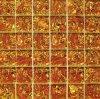 Materiale nuvoloso della decorazione del mosaico di Doulbling di colore di cristallo di vetro di Ds (DS07-101)