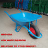 Construction resistente Wheelbarrow per Irap Market (WB6400A)
