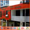Cor múltipla PVDF da exportação de Ideabond que reveste o material barato da decoração da parede