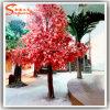 Rotes Ahornholz-Bonsais-Großhandelsgarten-dekorativer künstlicher Ahornholz-Baum