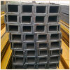 Canaleta em U de aço da estrutura laminada a alta temperatura (Q195, 235, SS400, Q345)
