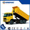 Caminhão de descarga da mineração com capacidade de carregamento de 32 toneladas