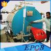 방글라데시에 있는 2015 설치된 Gas 및 Diesel Fired Boiler