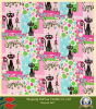 Maison-Textile imprimé par Digitals (WJ-KY-214)