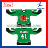 Healong Breathable volles sublimiertes Eis-Hockey Jersey