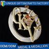 Medalla modificada para requisitos particulares del deporte del maratón de la aleación del cinc para la concesión