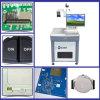 Пластмассы маркировки лазера, автомат для резки лазера для пластмассы