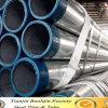 Tubulação de aço pre galvanizada com parafuso e acoplamento