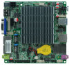Nano-Itx industriel Motherboard, CPU d'Onboard J1900 Quad Core, carte mère d'Intel Bay Trail Soc de 12cm*12cm
