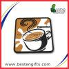 Coaster macio feito sob encomenda do copo de chá do PVC da fonte da fábrica (PC0004)