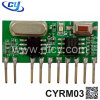 43rmhz Chiedere rf Superheterodyne Wireless Receiver Module (CYRM03)