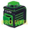 Niveau van de Laser van de Lijn van kubus 2-360 het Groene