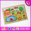 2015 Magic Kids Wooden White Board Paint, Children Wooden Toy Drawing White Board Paint, Room Decoration White Board W12b053 Paint