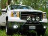 新しい到着の良質のインポートLEDのトラックアクセサリLEDのヘッドライトLED作業ライト車ライト自動車ランプ
