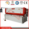 Machine de tonte de faisceau de plaque métallique hydraulique d'oscillation