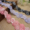 Lingerie를 위한 높은 Quality Net Embroidery Lace