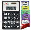 8 Digits Silicon Foldable Calculator mit Magnet (LC510A-1)