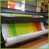 Drapeaux faits sur commande de maille de PVC de vinyle d'impression de frontière de sécurité extérieure (TJ-BO1)