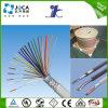 UL 2464 isolierte elektronische Plastikdeckel Belüftung-Schaltung gehobenen Draht