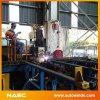 Cnc-automatische Stahlkonstruktion-Rohr-Flamme-Plasma-Ausschnitt-Maschine