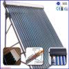 Construction de collecteur solaire de chauffe-eau de caloduc