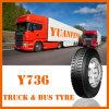 TBR, (9.00r22.5, 10.00r22.5, 11.00r22.5), pneu radial de voiture de camion