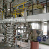 refinería del aceite de mesa de la pequeña escala de la refinería de petróleo de cacahuete 3t/D