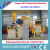 300-400kg/H Scrap Wire Grinding Machine Copper Wire Granulator для Sale