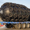 D3.3m X die L6.5m Pneumatische RubberStootkussens, Pneumatisch Stootkussen drijven