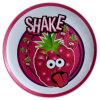 assiette ronde de la mélamine 8inch avec le logo