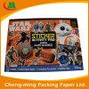 Kundenspezifische Drucken-Pappstapelnder Würfel-Papierkasten für Kind-Spielzeug