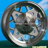 12*5inch het Wiel van de Legering van het Wiel 4*190 van het Aluminium van randen voor Auto