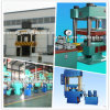 Xlb 시리즈 유압 Column/Pillars 유형 고무 격판덮개 가황 압박 기계 고무 가황기 기계