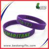 Alta qualidade Custom Silicone Bracelet com Soft Enamel (SW00021)