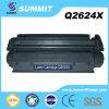 Laser compatible Toner Cartridge para HP Q2624X (24X)
