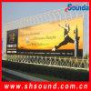 Coated Publicidad Flex Banner Frontlit