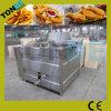 Machine profonde électrique de friteuse de casse-croûte d'acier inoxydable