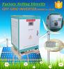 3 Phase PV-Energien-Inverter 15kw 240V Gleichstrom mit Sinus-Wellen-Ausgabe