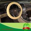 De hete Dekking Van uitstekende kwaliteit van het Stuurwiel van de Auto van het Bont van de Verkoop Synthetische
