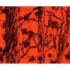 Tela de la caza por la tela impresa Camo del resplandor de Camo de la caza de la yarda con la autorización