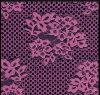 Bloem Pattern Lace Fabric (met oeko-texnorm 100 certificatie YC7379)