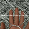 Maille hexagonale galvanisée