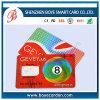 Cartão plástico do contato CI do PVC