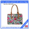 Dame Canvas Handbag mit SGS revidiert (HB-012)