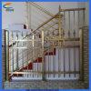 Clôture d'intérieur d'escalier de couleur d'or (CT-3)