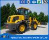 Fahrbare Miniladevorrichtung Zl16D mit FAW Dieselmotor 53kw im neuen Entwurfs-Schwingen-Scharnier